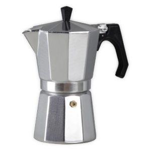 cafetera de aluminio 6 tazas