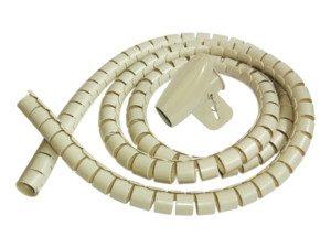 Organizador cables 15mm